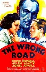 The Wrong Road 1937 DVD - Richard Cromwell